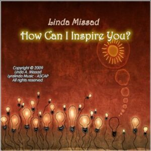 How Can I Inspire You CD Cover
